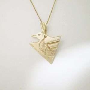 Other - Official 14K Gold Pittsburgh Penguins Necklace